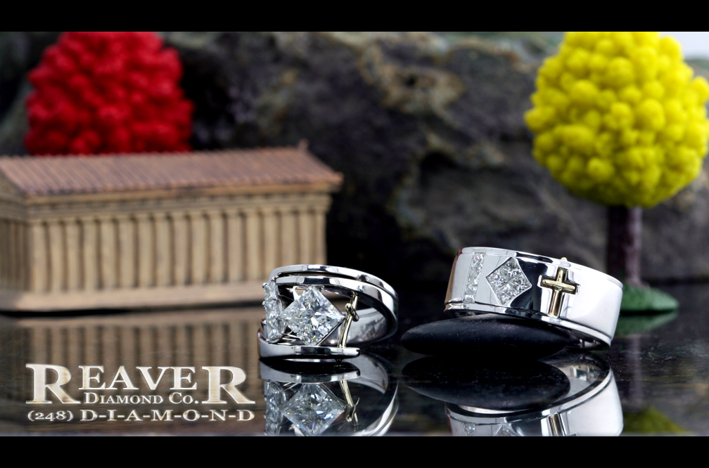 Christian Rings - Mens & Ladies